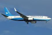 Boeing 737-85C/WL (B-5708)
