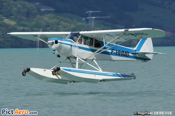 Piper PA-18-150 Floatplane (SARL HERMABESSIERE)