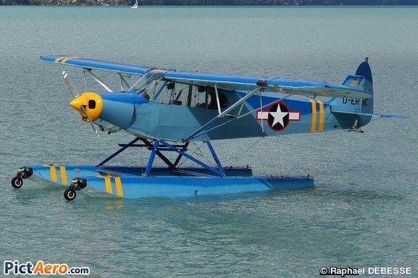 Piper PA-18-150(180M) Super Cub (PRIVE)