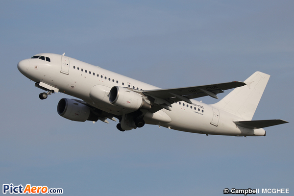 Airbus A319-112 (Dart Airlines)