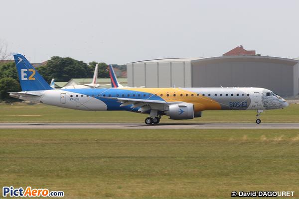 E195-E2 (Embraer)