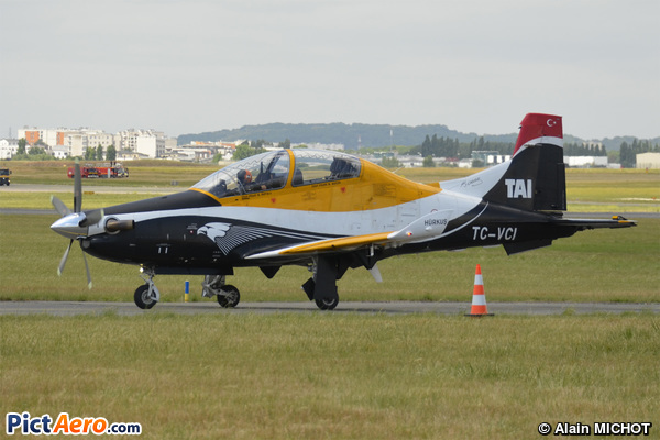 Hurkus B (TAI - Turkish Aerospace Industries)