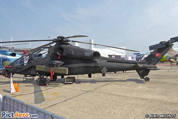 T-128 Attack (TAI - Turkish Aerospace Industries)