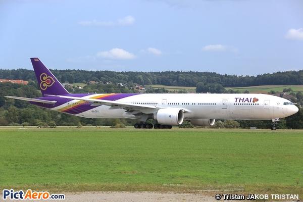 Boeing 777-3D7/ER (Thai Airways International)