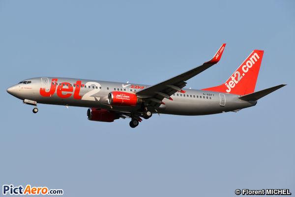 Boeing 737-86Q/WL (Jet2.com)