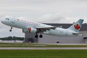 Airbus A320-211 (C-FFWN)