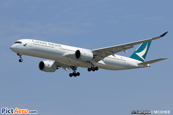 Airbus A350-941 (Cathay Pacific Airways)
