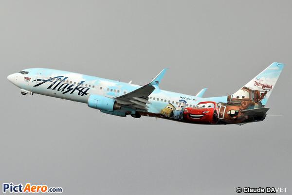 Boeing 737-890/WL (Alaska Airlines)