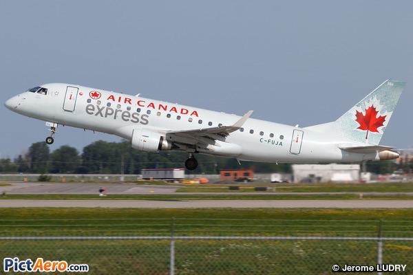 Embraer 170-200SU (Air Canada Express)