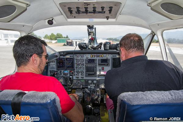 Beech 99 Airliner (Skydive Empuriabrava)