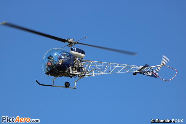Bell 47G-4A  (BLAISE HERVE)