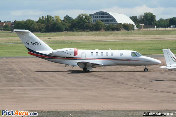Cessna 525C CitationJet/CJ4 (Dowdeswell Aviation LLP)