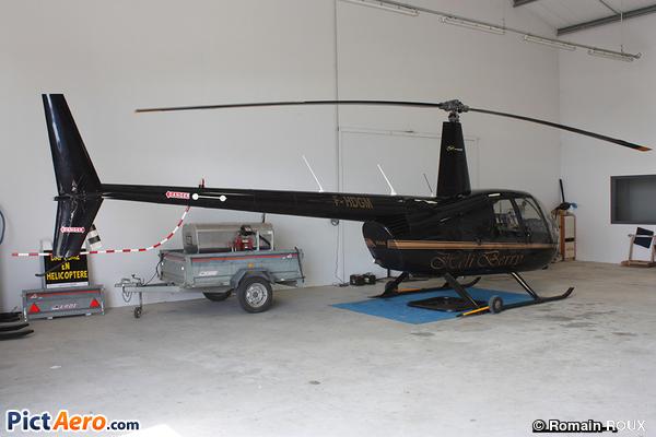 Robinson R-44 Raven II (Héli Berry SARL)