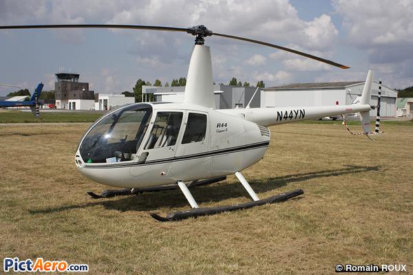 Robinson R-44 Clipper II (Privé)