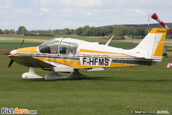 Robin DR-400-160 (Aero Club de Saint Dizier Robinson)