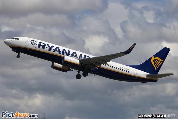 Boeing 737-8AS(WL) (Ryanair)