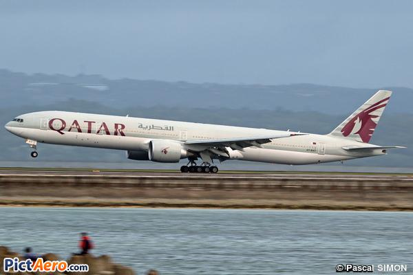 777-3DZ/ER (Qatar Airways)