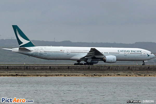 Boeing 777-367 (Cathay Pacific Airways)