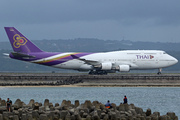Boeing 747-4D7 (HS-TGP)