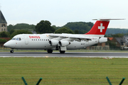 British Aerospace Avro RJ100 (HB-IYZ)