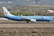 Boeing 737-8K5(WL) (D-ATUI)