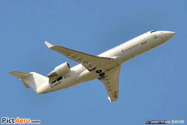Bombardier CRJ-100LR (Air Nostrum)