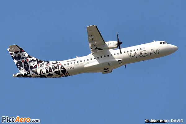 ATR 72-600 (PNG Air)