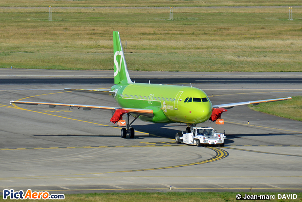 Airbus A320-271N (S7 Siberia Airlines)