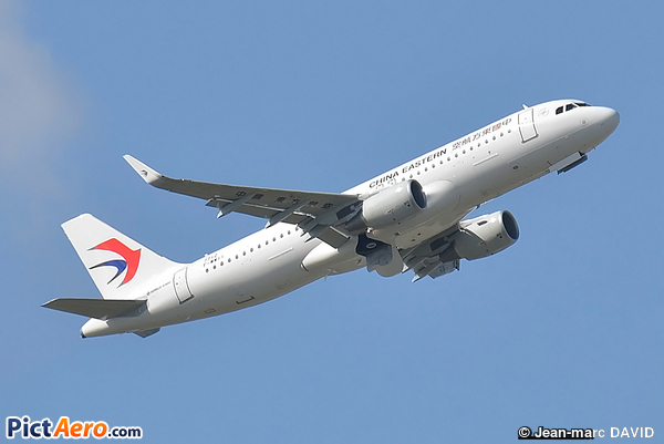Airbus A320-214/WL (China Eastern Airlines)