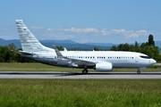 Boeing 737-7LT BBJ (N2708E)
