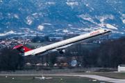 McDonnell Douglas MD-81 (DC-9-81) (HB-INS)