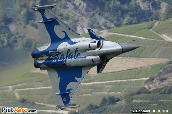 Dassault Rafale C (France - Air Force)