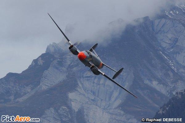 Dassault MD-312 Flamant (Association Montbéliard Dassault 312)