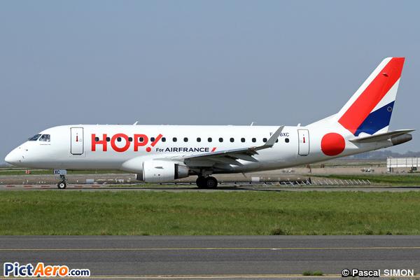 Embraer ERJ-170-100ST (HOP!)