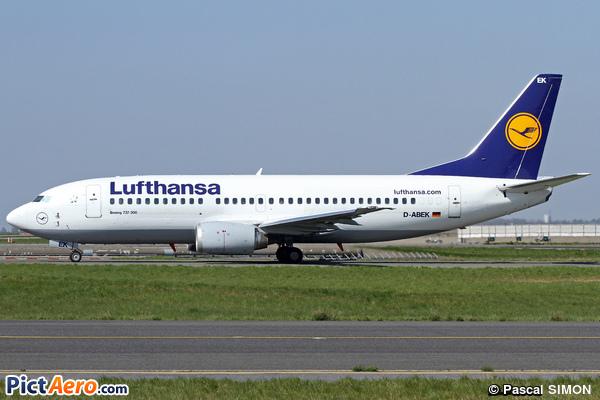 Boeing 737-330 (Lufthansa)
