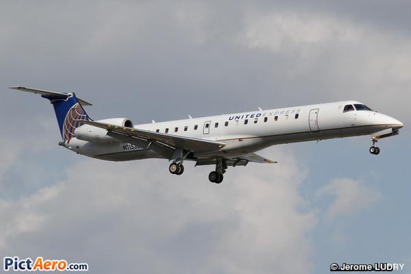 Embraer ERJ-145LR (ExpressJet Airlines)