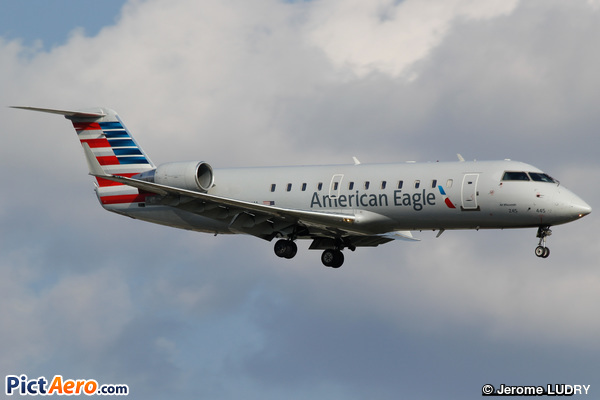 Bombardier CRJ-200ER (Air Wisconsin)