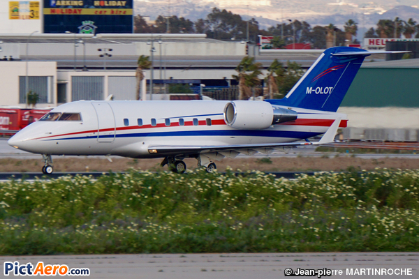 Canadair CL-600-2B16 Challenger 604 (Kellie Aviation Ltd.)