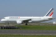 Airbus A320-211 (F-GJVW)