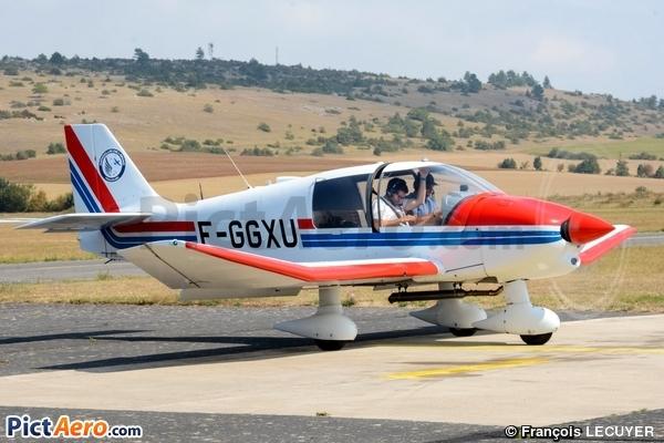 Robin DR-400-120 (Aéroclub de l'ENAC)