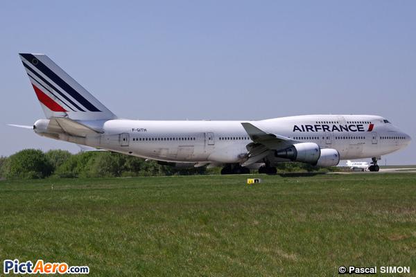 Boeing 747-428 (Air France)
