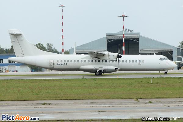 ATR 72-212A  (Nordic Régional Airlines)