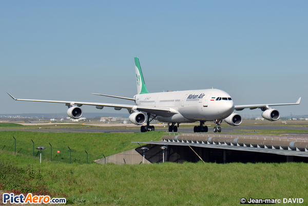 Airbus A340-311 (Mahan Air)