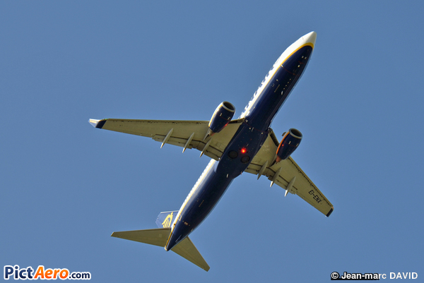 Boeing 737-8AS(WL) (Ryanair)