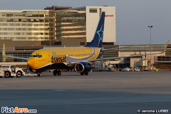 Boeing 737-73S (Air Transat)