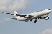 Airbus A340-313X (9H-SUN)