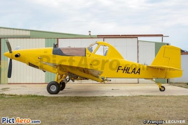 Ayres S-2R Thrush (Midair)