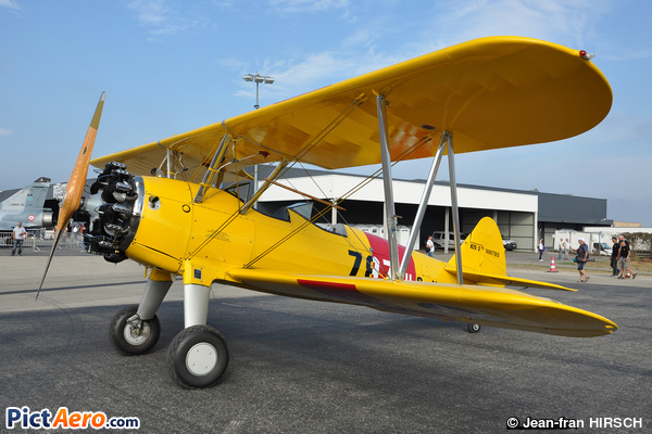 Boeing PT-17 Kaydet (A-75/N1 Stearman) NS2-3 ( 	AIRCRAFT GUARANTY CORP TRUSTEE )