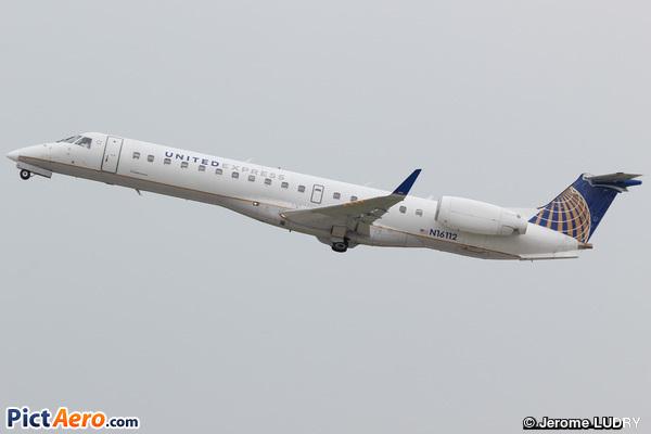 Embraer EMB-145XR (Trans States Airlines)