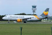 Airbus A320-214 (OO-TCV)